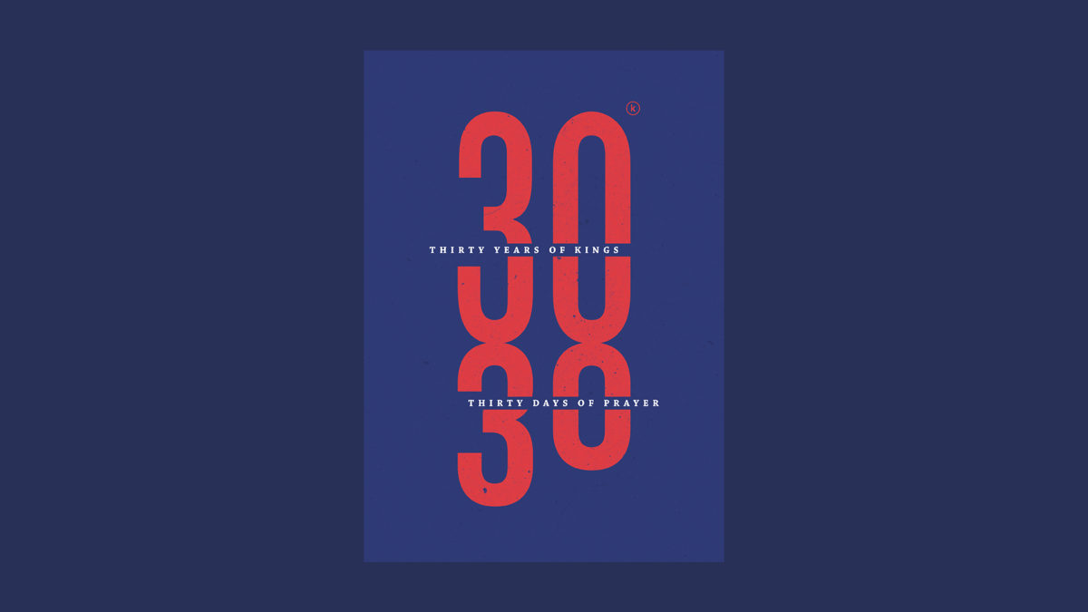 Booklet: 30 Days of Prayer