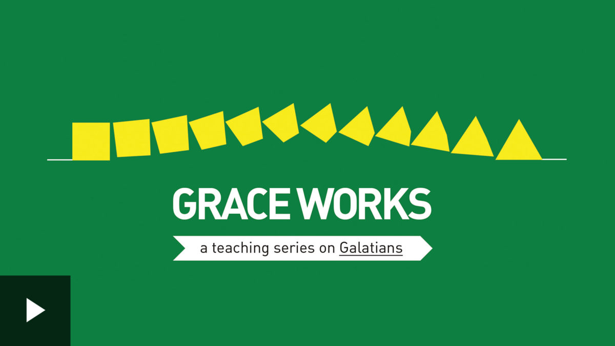 Grace Transforms Lives