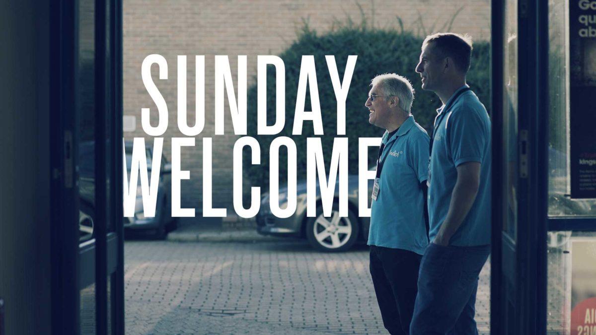 Sunday Welcome