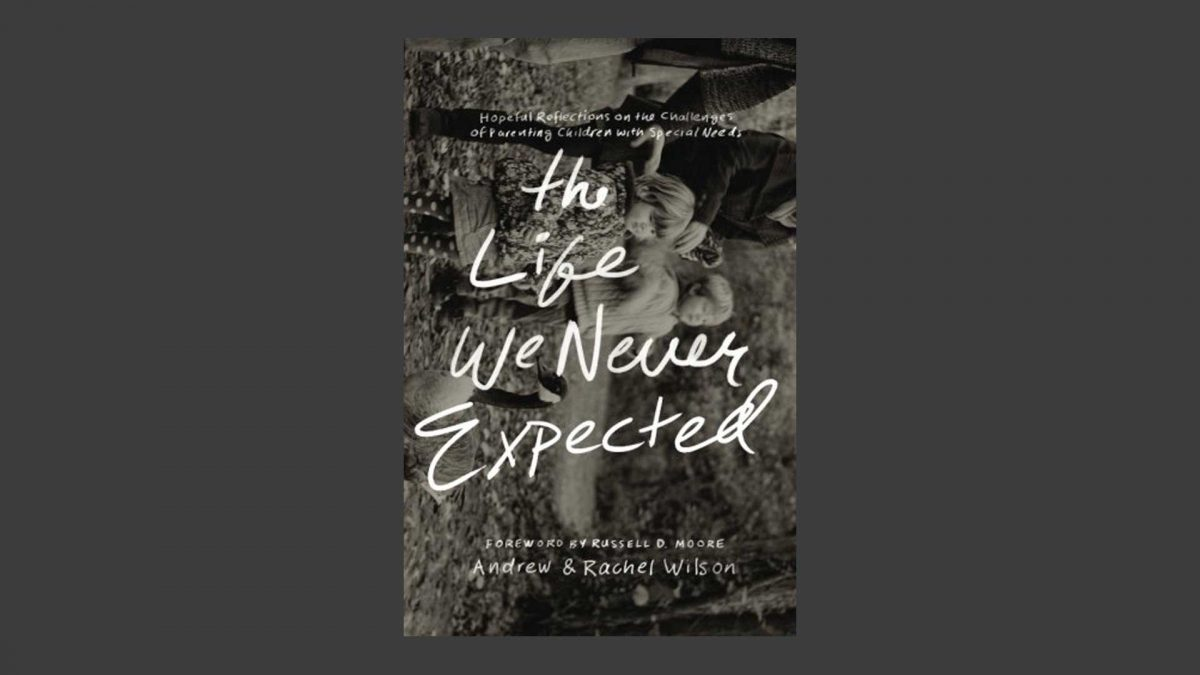 Books: The Life We Never Expected