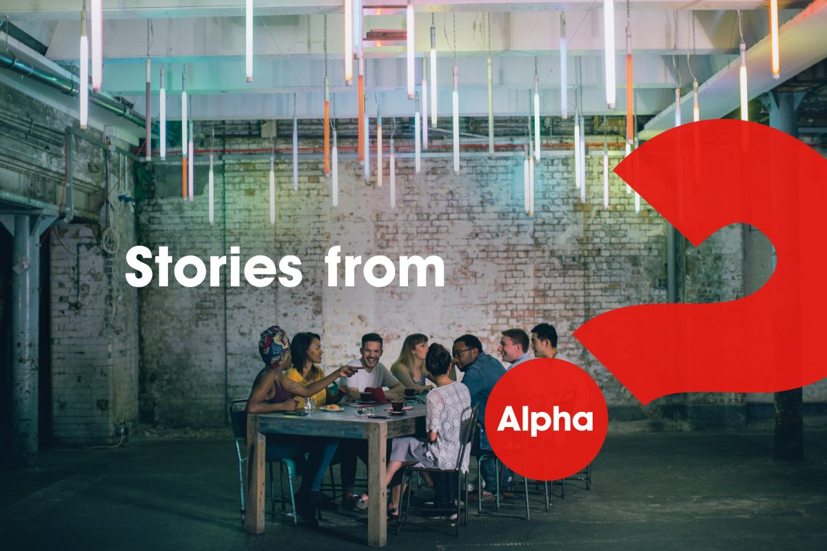 Stories from Alpha