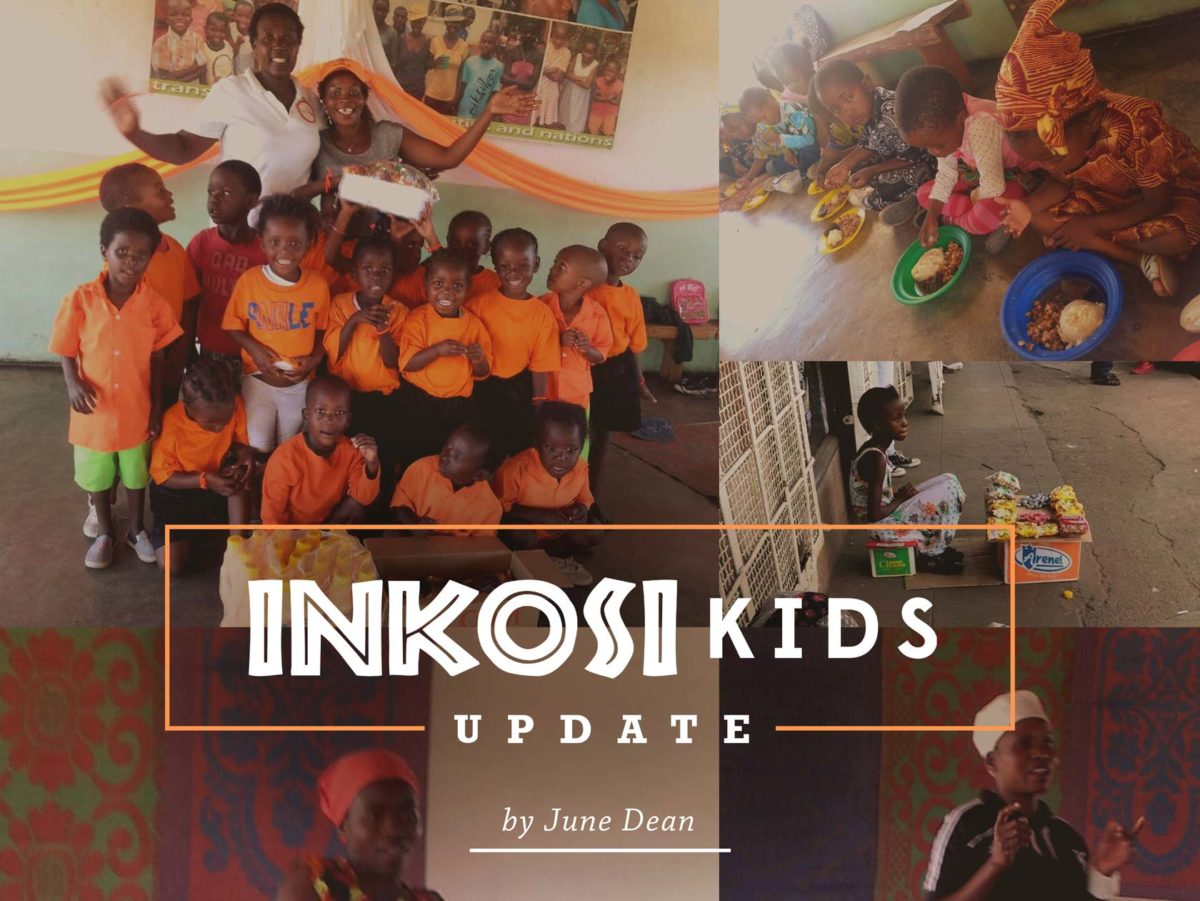 Inkosi kids July 2017