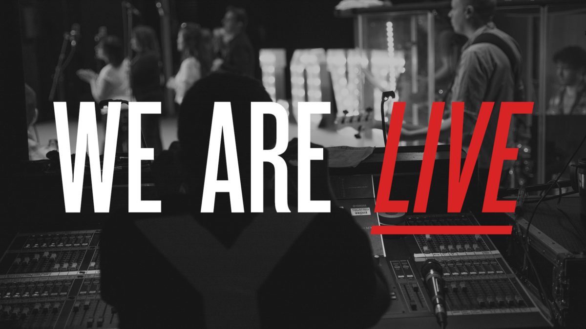 Kings Church Live Stream Channel