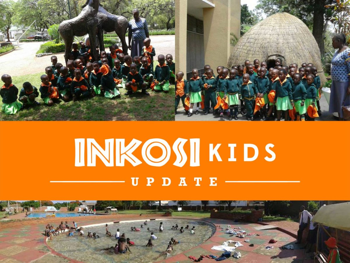Inkosi Kids newsletter: Jan 2018