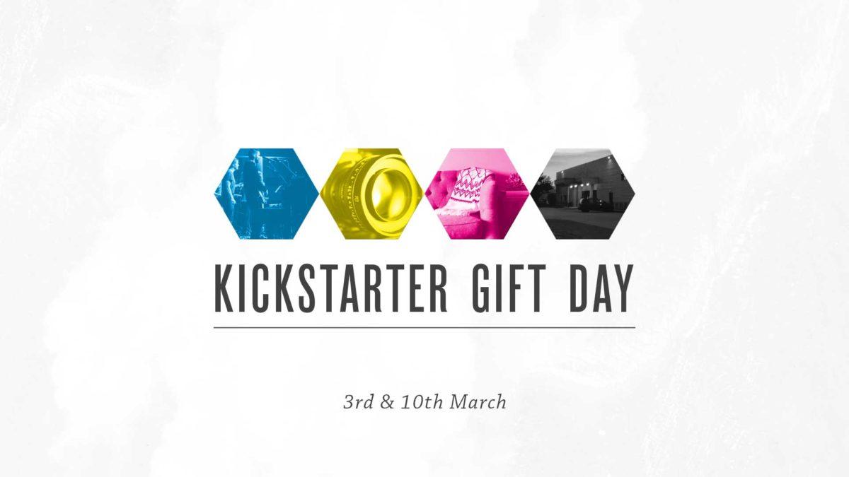Kickstarter Giftday 2019