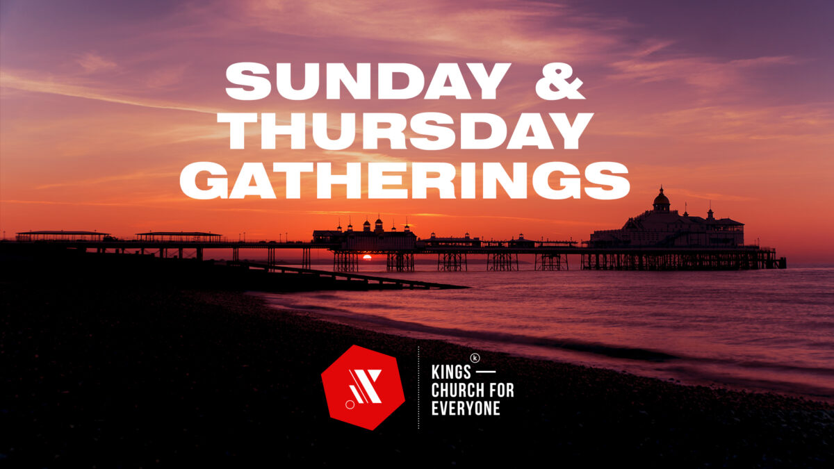 Sunday and Thursday Gatherings